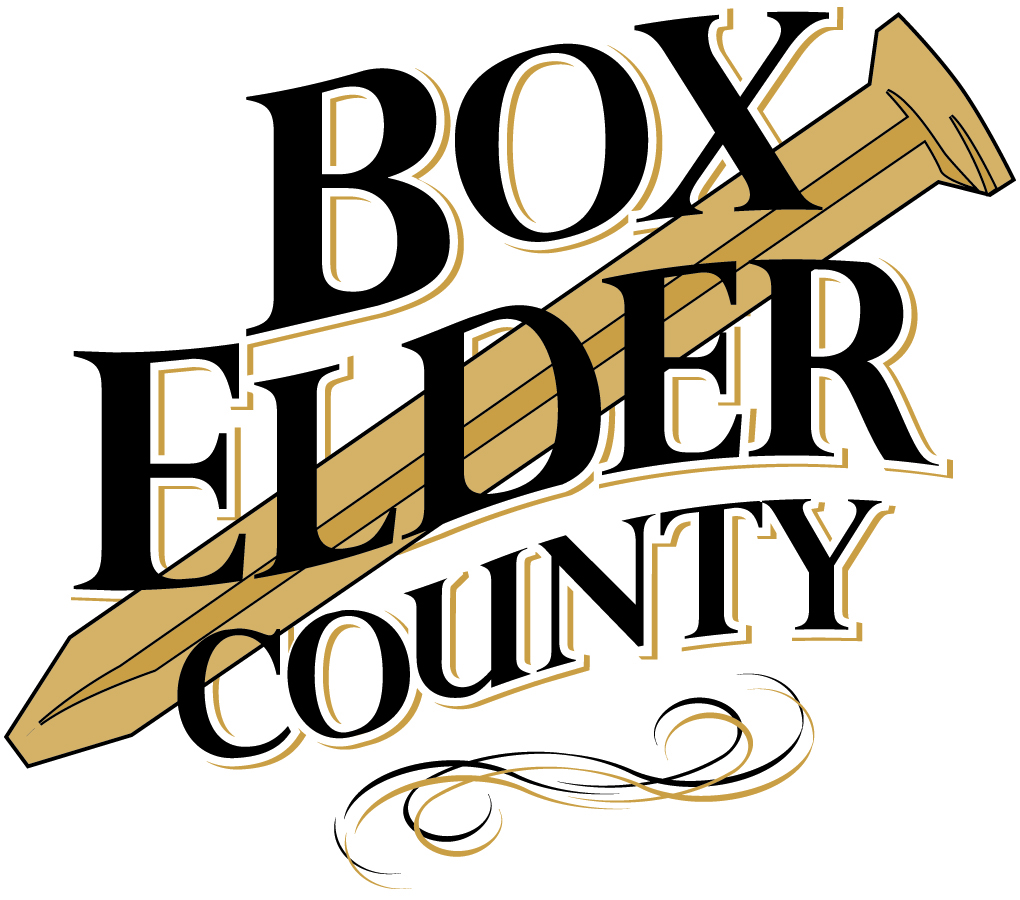 Logo for Box Elder County.