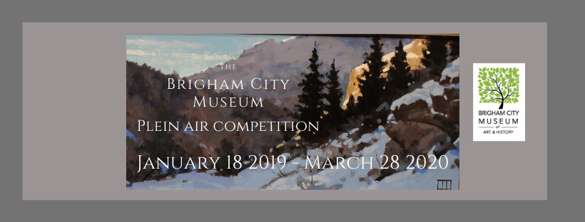 2020 Utah Plein Air Competition